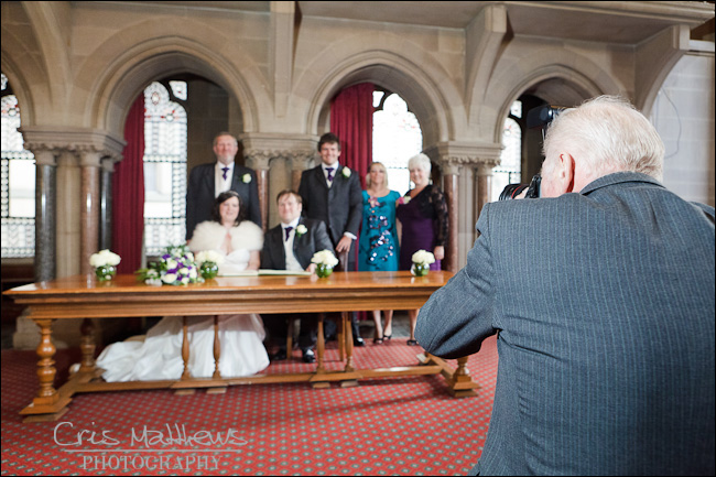 The Midland Hotel Manchester Wedding Photography