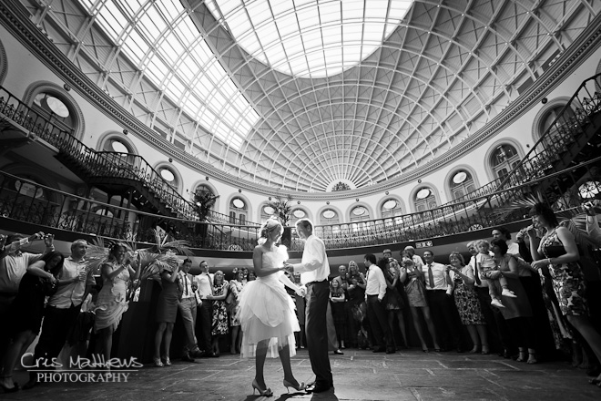 Leeds Corn Exchange Wedding Photography (2)