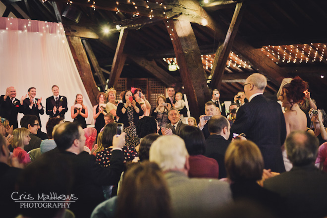 Rivington Hall Barn Wedding Photography (9)