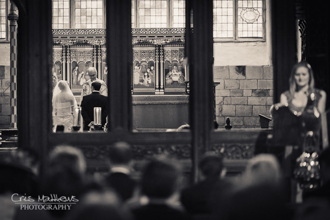 Cartmel Priory & Racecourse Wedding Photography (12)