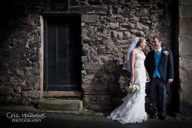 Cartmel Priory & Racecourse Wedding Photography (18)