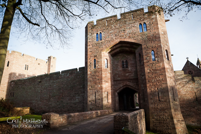 Peckforton Castle Wedding Photography (2)
