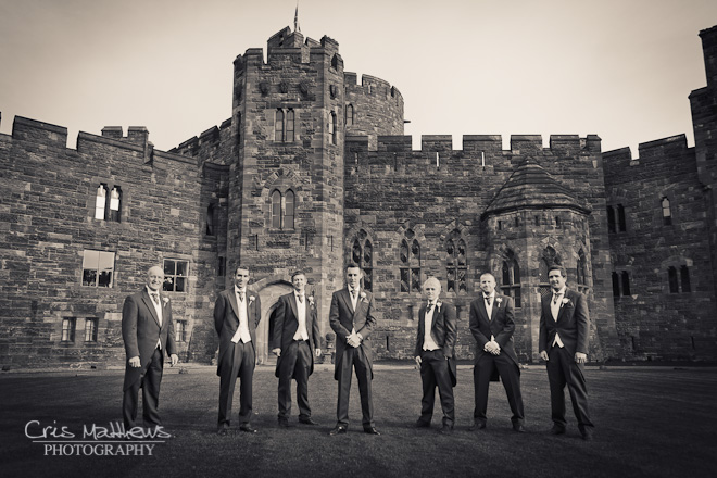 Peckforton Castle Wedding Photography (6)
