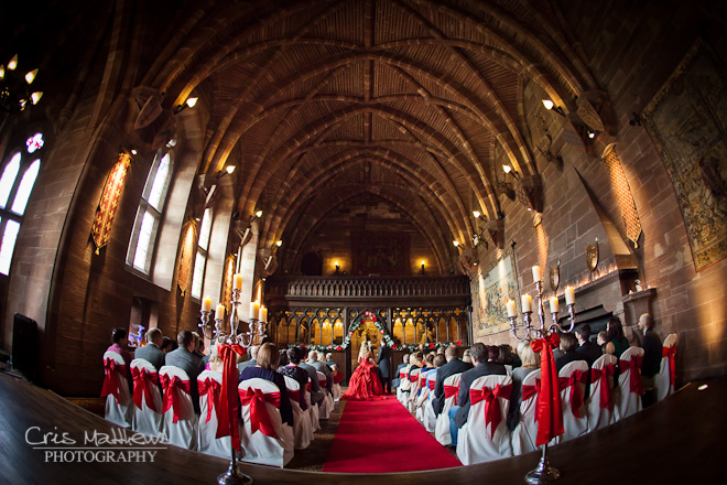 Peckforton Castle Wedding Photography (8)