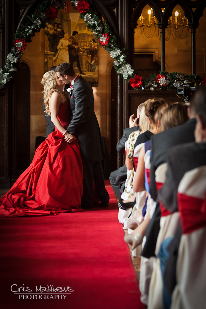 Peckforton Castle Wedding Photography (11)