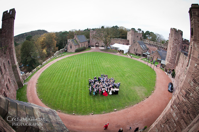Peckforton Castle Wedding Photography (16)