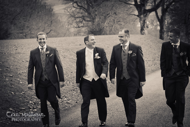 Barony Castle Wedding Photography (5)