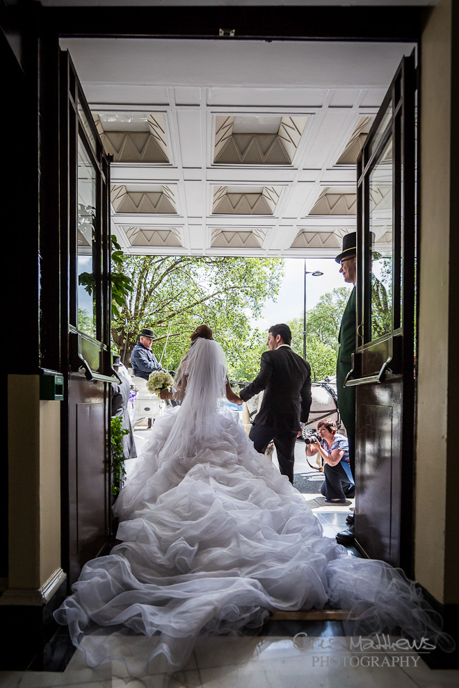 The Dorchester London Wedding Photographer (27)