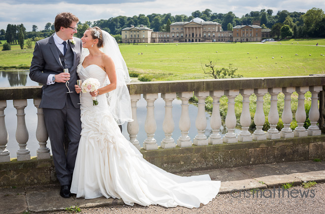 Kedleston Hall Wedding Photographer (35)