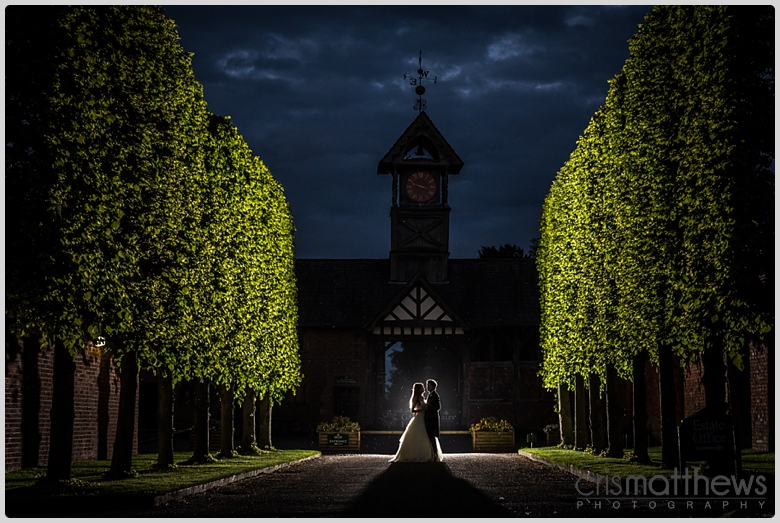 Arley Hall Cheshire Wedding Photography