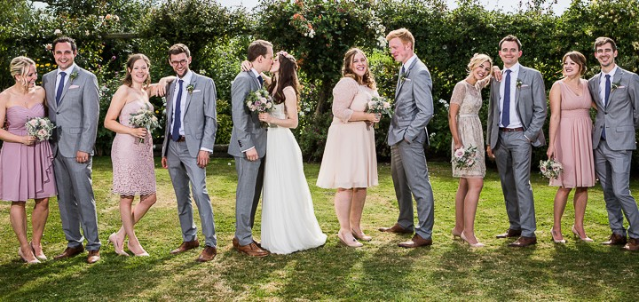 Charlotte & Dan - Rumbolds Farm Wedding Photography