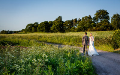 Shropshire Wedding Photographer – Sophie &  Graham