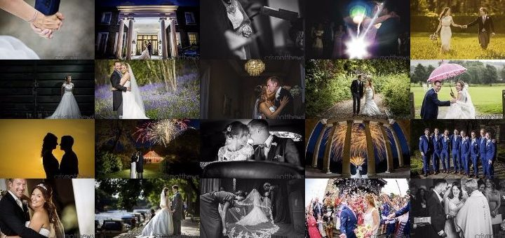 2016 A Year of Wedding Photography