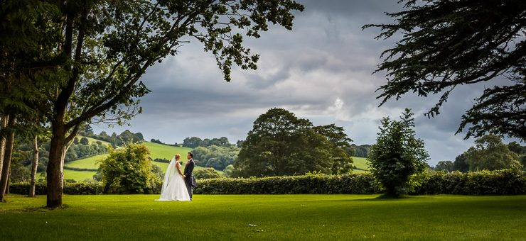 Garthmyl Hall Wedding Photography - Sarah & Simon
