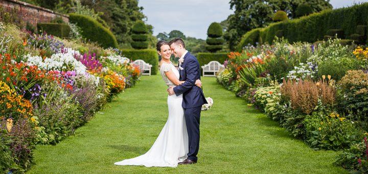 Arley Hall Wedding Photography - Arlene & Simon