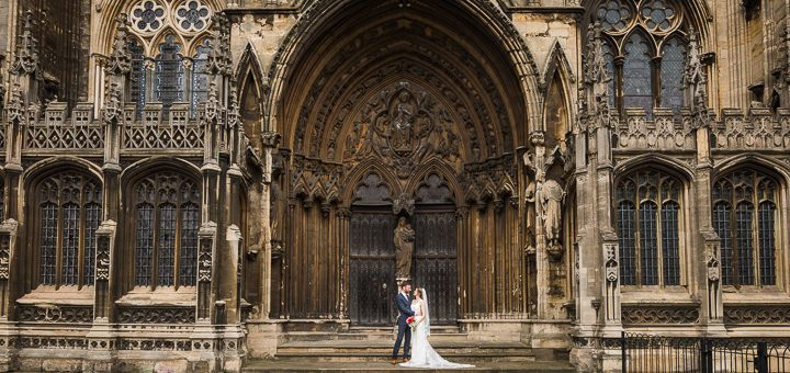 Lincoln Wedding Photography - Vicki & Ian