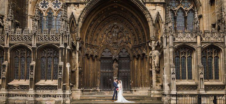 Lincoln Wedding Photography - Vicki & Ian