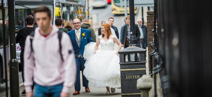 The Grand Hotel York Wedding Photography - Becky & John