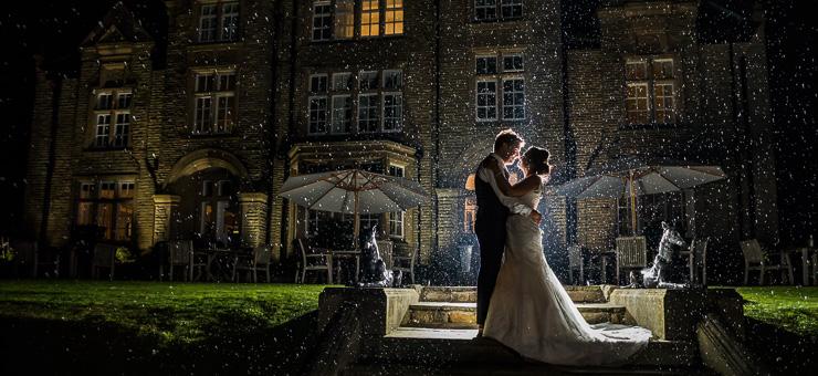 Woodlands Hotel Leeds Wedding Photography – Basudha & Dan