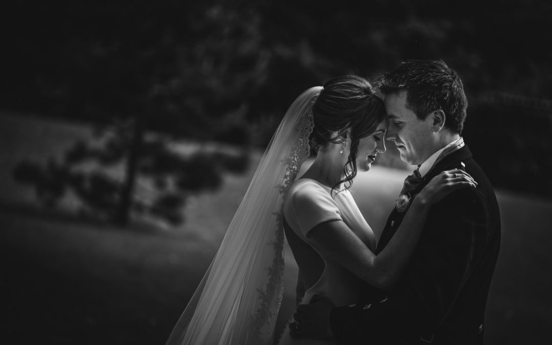 2018 – A Year in Black & White Weddings
