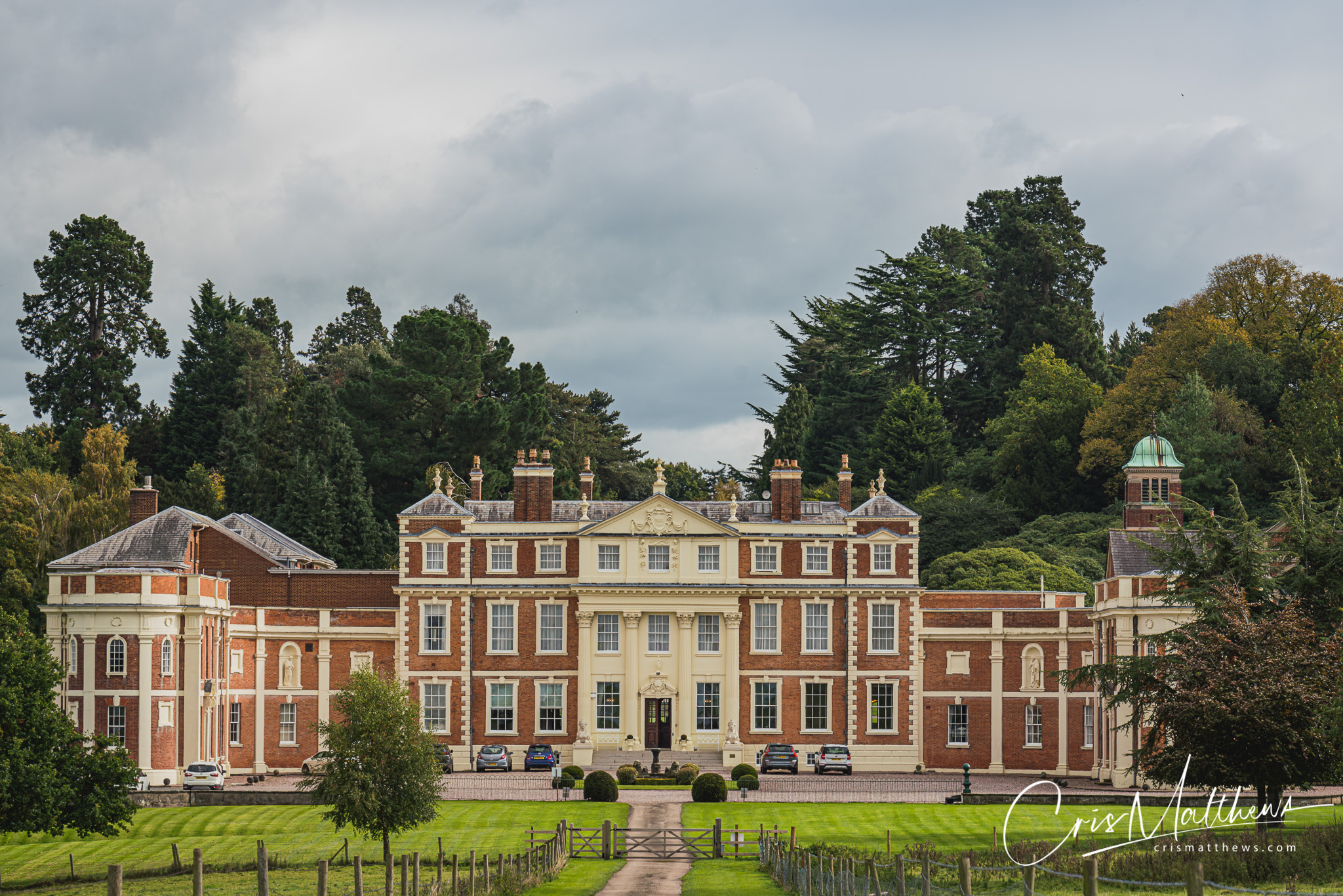 Hawkstone Hall Wedding Photography