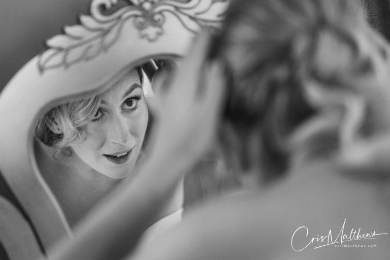 Getting Ready at Hawkstone Hall Wedding Photography