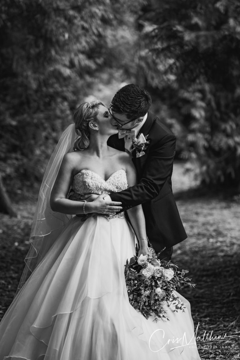 In Love at Hawkstone Hall Wedding Photography