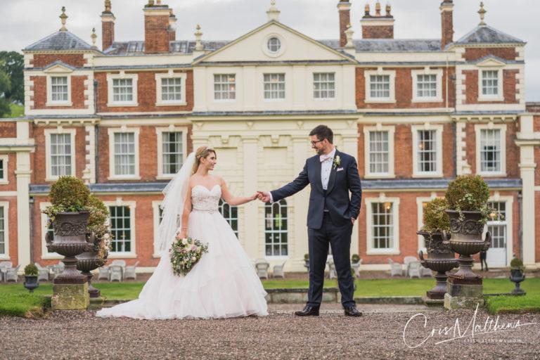 Hawkstone Hall Wedding Photography