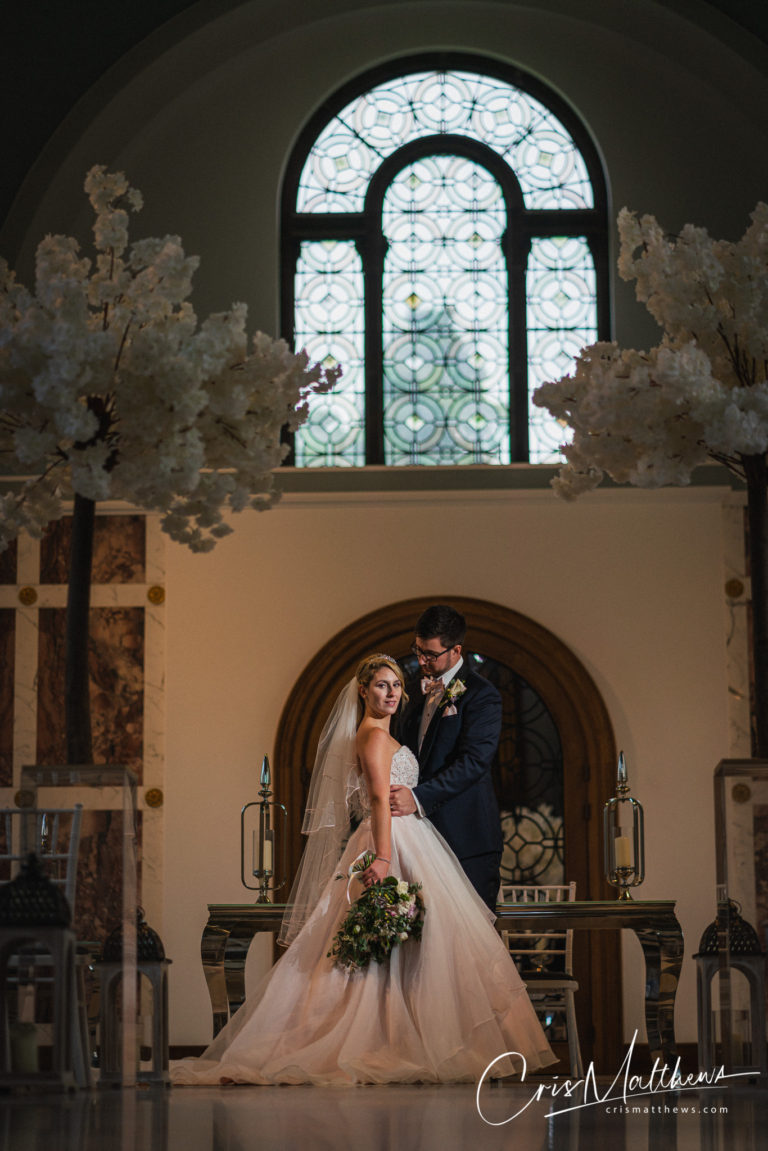 The Chapel at Hawkstone Hall Wedding Photography