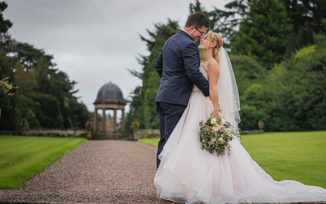 Hawkstone Hall – Shropshire Wedding Photography – Jess & Ben